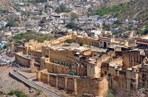 Nahargarh, The Military Base of Jaipur Rulers - Weekend Getaways in Jaipur - The Oberoi Rajvilas