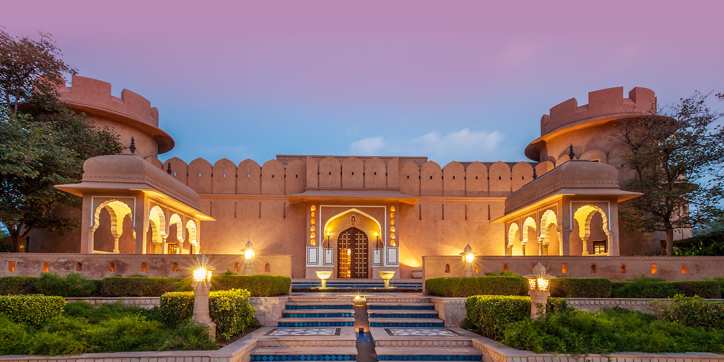 Venues For Traditional Events or Corporate Meetings & Conferences - The Oberoi Rajvilas, Jaipur