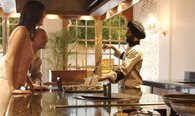 Cooking Session With The Masters at Rajmahal, The Indian Restaurant at The Oberoi Rajvilas, Jaipur