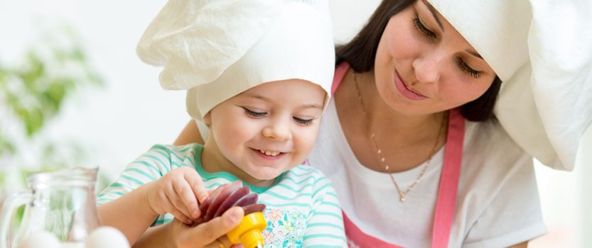 Junior Chef Baking Classes at The Oberoi Rajvilas, Jaipur