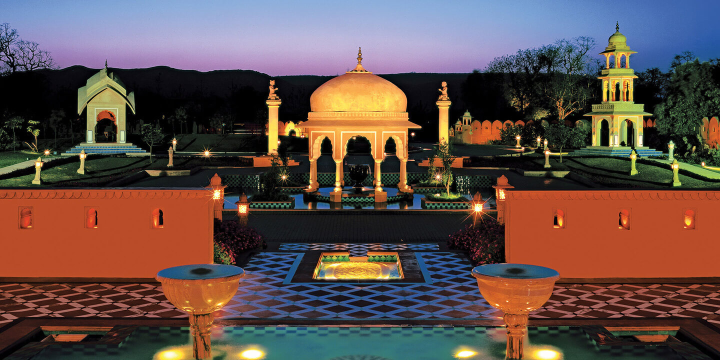 Image result for The Oberoi Rajvilas Jaipur