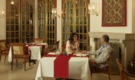 Raj Mahal - The Indian Cuisine Restaurants at The Oberoi Rajvilas, Jaipur