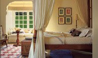 Premier Rooms With Garden Views at The Oberoi Rajvilas, Jaipur