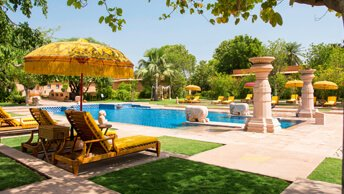 Oberoi Family Vacations - Special Offers by The Oberoi Rajvilas, Jaipur