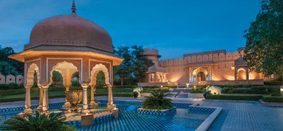 Unforgettable Holidays - Special Hotel Offers - The Oberoi Rajvilas, Jaipur