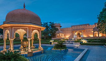 Unforgettable Holidays - Special Offers by The Oberoi Rajvilas, Jaipur