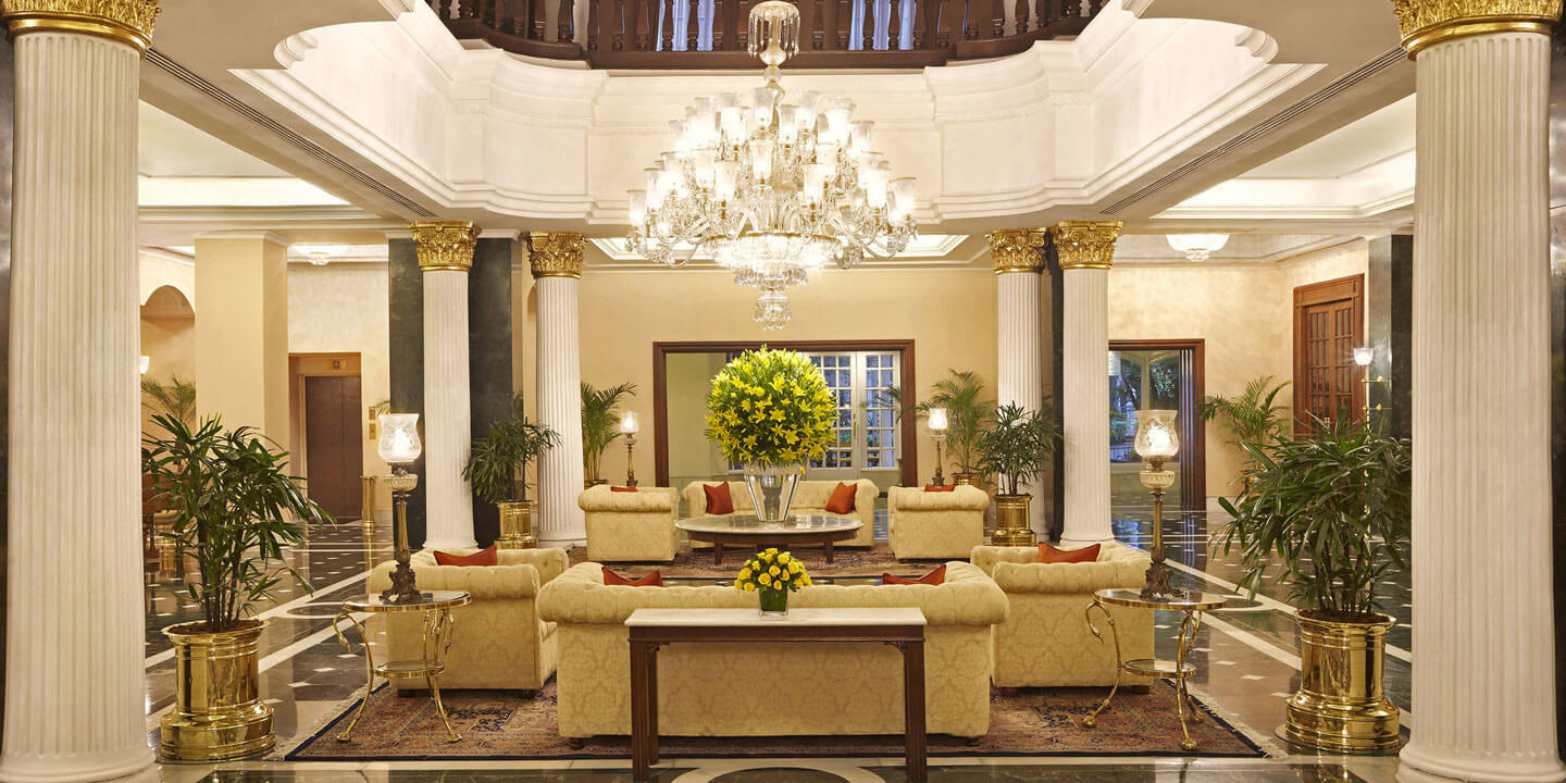Luxury Hotels in Kolkata - The Oberoi Grand, Kolkata
