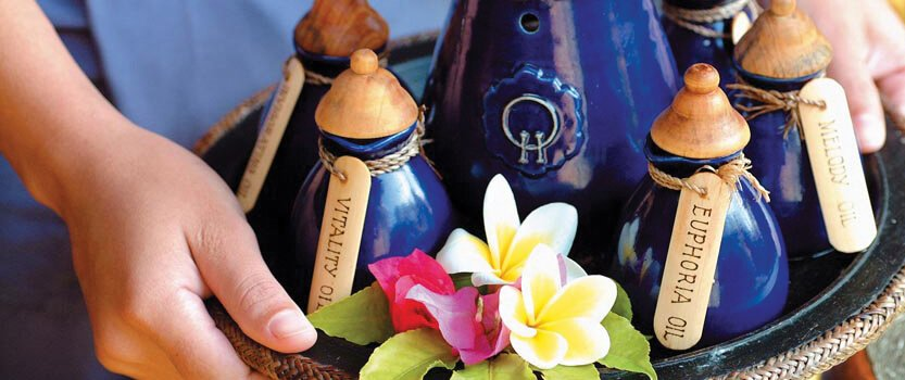 Ayurveda Therapies - The Oberoi Spa