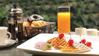 Breakfast Inclusive Rate - Special Offers by The Oberoi Grand, Kolkata