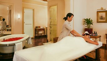 Luxury Spa at The Oberoi Grand, Kolkata