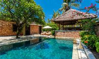 Ocean View Luxury Pavilions - The Oberoi, Lombok
