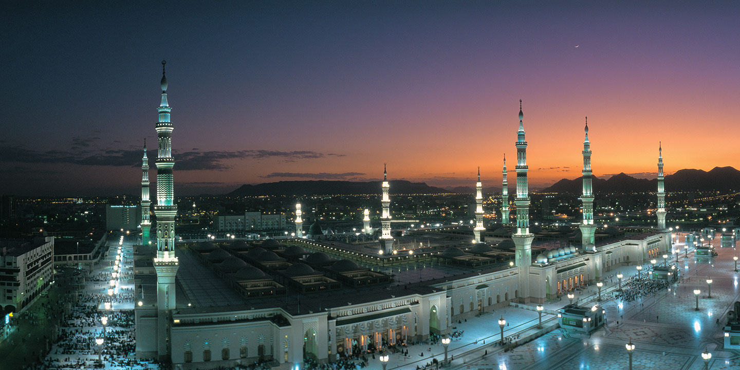 The Prophet's Mosque - The Oberoi, Madina