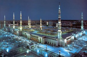 Masjid Al Nabawi Al Sharief (Prophet Mohammed's mosque) - Weekend Getaways - The Oberoi, Madina