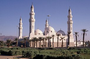 Quba Mosque - First Mosque Built by Prophet Muhammad - Weekend Getaways - The Oberoi, Madina