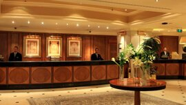 Business Centre, a Professional Place Located Off The Lobby, The Oberoi, Madina