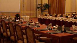 Al Zamroud, The 100 Seater Meeting Room for Seminars or Conferences at The Oberoi, Madina