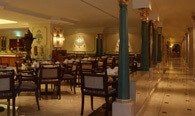 Al Ansar - 24-Hour Dining Space at The Oberoi, Madina