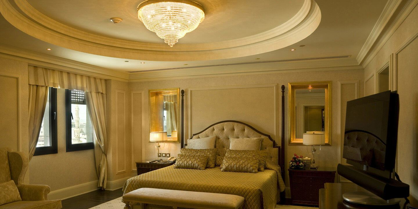 Grand Royal Suites With 2 Bedrooms, Dining & Kitchenette - The Oberoi, Madina