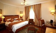 Junior Suites - Master Bedroom With Living, Bathroom & Attached Shower Room at The Oberoi, Madina