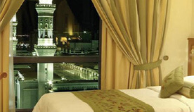 Junior Suites Provide Views of The City of Madina or Prophet's Mosque - The Oberoi, Madina
