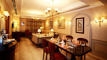 Upgrade For an Extra-Ordinary Experience - The Royal Suites at The Oberoi, Madina