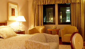 The Royal Suites Provide Matchless & Spectacular Views of Prophet's Mosque - The Oberoi, Madina