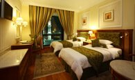 Standard Rooms in Arabic Style With Views of Mosque or The City at The Oberoi, Madina
