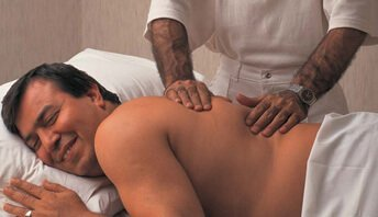 Body Massage - The Oil Massage to Loosen Mascular Tension & Balance The Internal System at The Oberoi, Madina