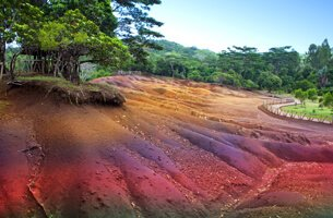 Chamarel (Coloured Earth) - Weekend Getaways - The Oberoi, Mauritius