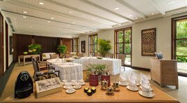 40 Seater Meeting Room - The Oberoi, Mauritius