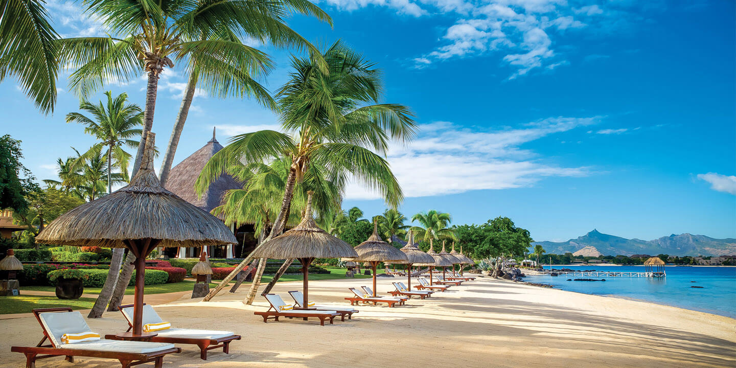 Beach for Two - Relaxing White Sand Beaches For The Couples - Weekend Getaways - The Oberoi, Mauritius