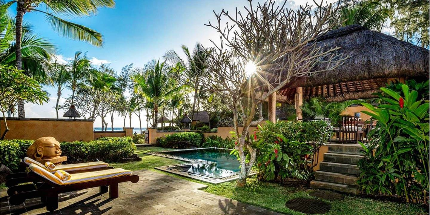 Premier Villa with Private Pool - The Oberoi, Mauritius
