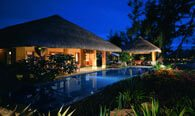 Presidential Villa with Private Pool at The Oberoi, Mauritius