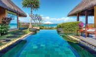 Royal Villa with Private Pool at The Oberoi, Mauritius
