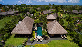 Royal Villas are Bright & Spacious, With King-Size Master Bedroom, Living Room & Bathroom - The Oberoi, Mauritius