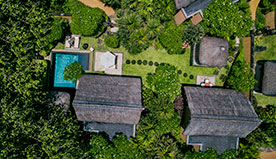 Luxuriously Spacious are The Luxury Villas With Private Pool at The Oberoi, Maurutius