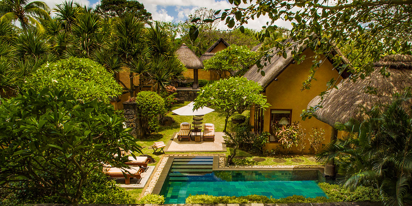 Two Bedroom Luxury Villa with Private Pool - The Oberoi, Mauritius