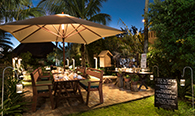 The Herb Trail - A Formal Dining Venue Serving Creole, International & Asian Cuisine at The Oberoi, Mauritius