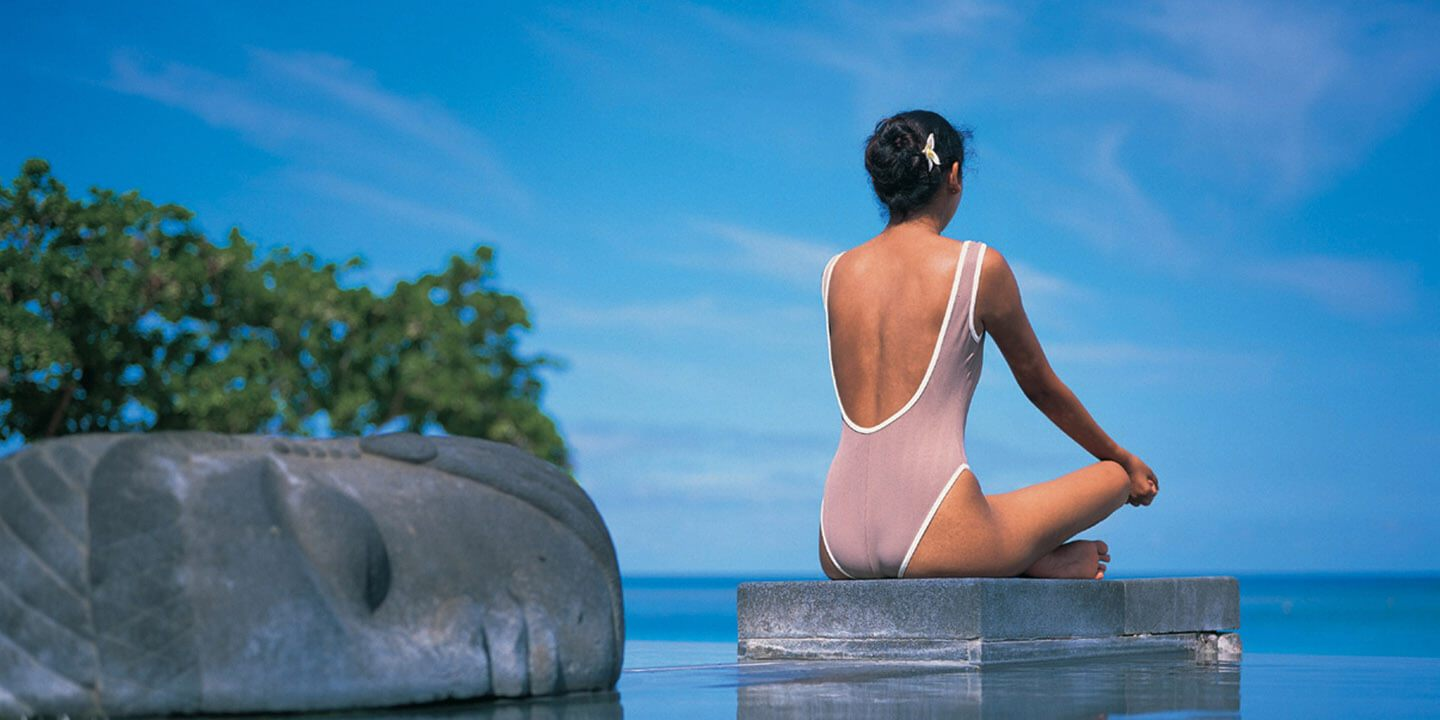 Hatha Yoga Sessions at The Oberoi, Mauritius