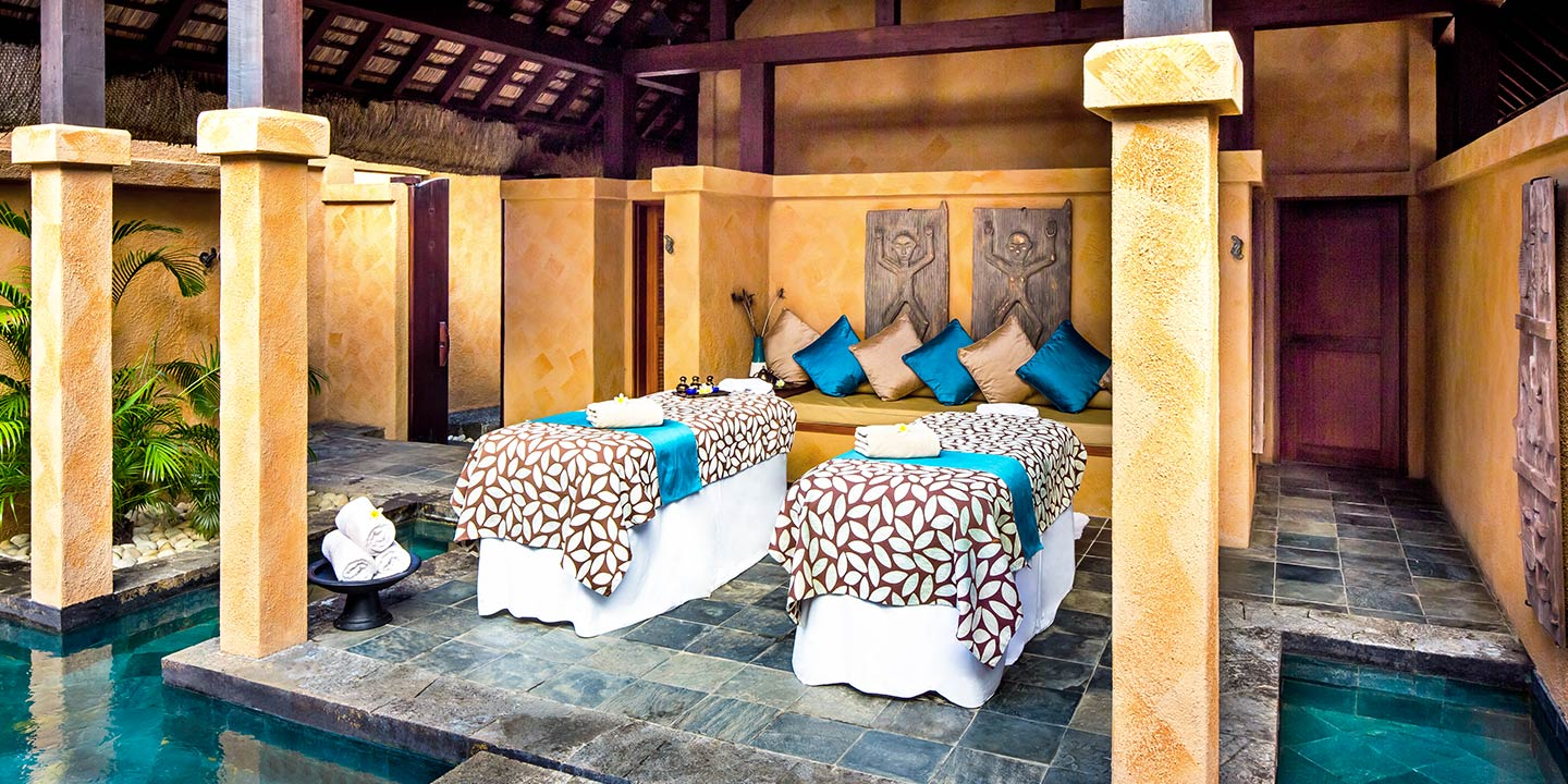 Massages & Therapies by The Luxury Spa at The Oberoi, Mauritius