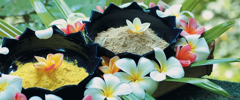 Signature Indigenous Rituals of Rejuvenation in The Luxury Spa at The Oberoi, Mauritius