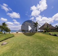 Take a 360° View of The Resort Grounds at The Oberoi, Mauritius