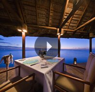 Take a 360° View of The Romantic Private Dining on Pier at The Oberoi, Mauritius