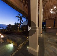 Take a 360° View of The Lobby at The Oberoi, Mauritius