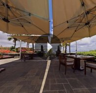 Take a 360° View of The Pool Restaurant at The Oberoi, Mauritius