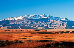 Atlas Mountains
