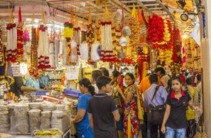 Crawford market - Weekend Getaways in Mumbai