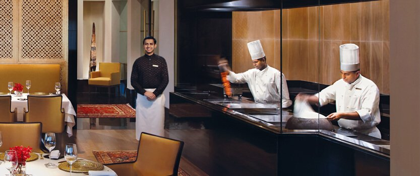 Experience Cooking a Masterchef at The Oberoi, Mumbai