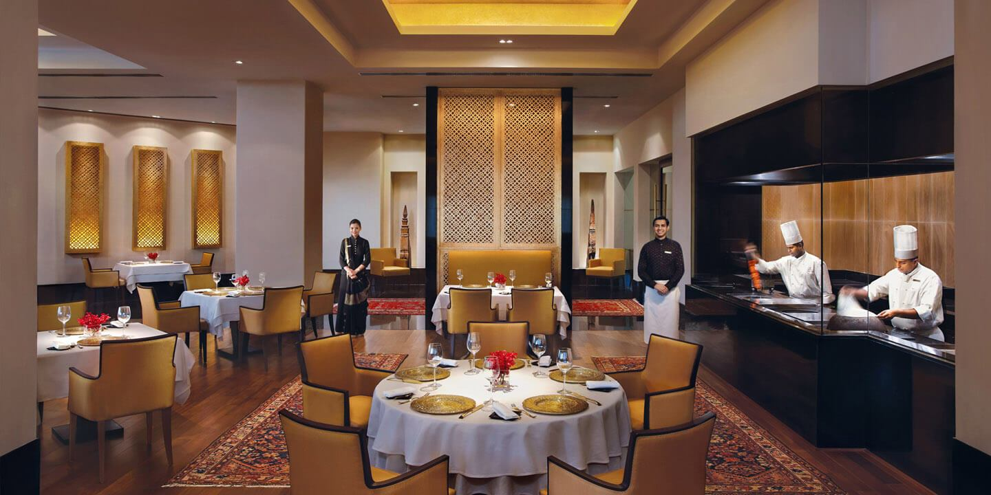 Ziya - The Indian Cuisine restaurant at The Oberoi, Mumbai