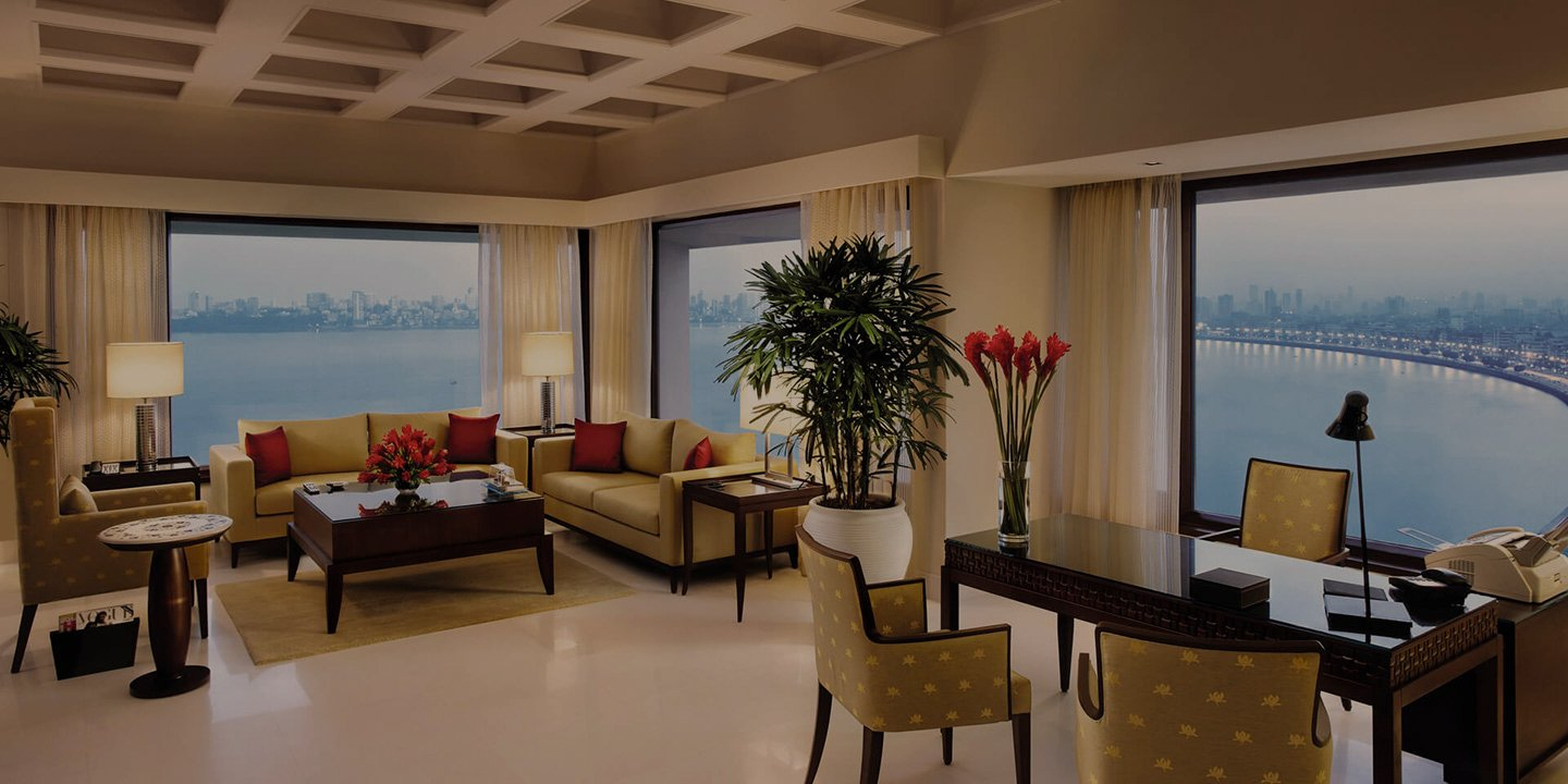 Luxury Hotels in Mumbai - The Oberoi, Mumbai